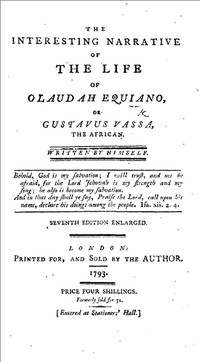 essays of olaudah equiano View essay - equianos paper from hist 361 at new mexico state university equianos personality after reading the interesting narrative of olaudah equiano, what i really find interesting was his.